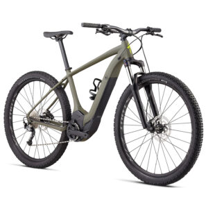2021 Turbo Levo Hardtail green