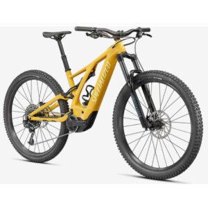 2021 Turbo Levo yellow