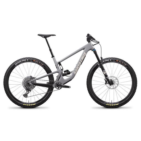 2021 Santacruz Hightower S Carbon C 29 grey