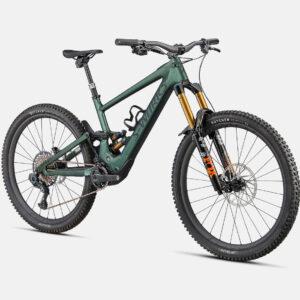 2022 S-Works Turbo Kenevo SL green